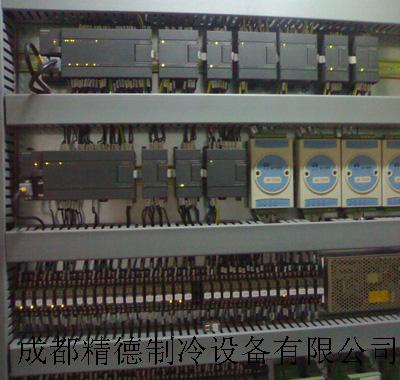 制冷间plc控制电路图